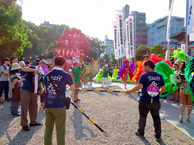大須夏まつり 2018:サンバパレード No - 40