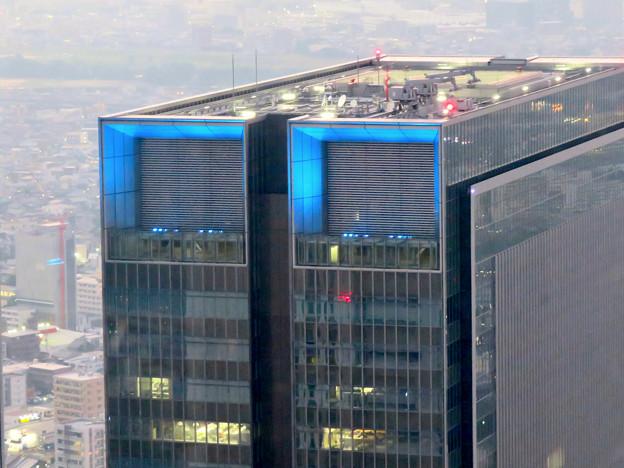 JPタワーのイルミネーション - 1