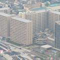 Photos: スカイプロムナードから見た景色 - 4:名古屋セントラル病院