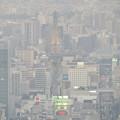 Photos: スカイプロムナードから見た景色 - 5:光化学スモッグで見通しが悪かった名古屋テレビ塔