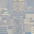 Photos: スカイプロムナードから見た景色 - 7:光化学スモッグで見通しが悪かった名古屋テレビ塔