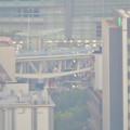 Photos: スカイプロムナードから見た景色 - 8:光化学スモッグで見通しが悪かったオアシス21(世界コスプレサミット開催中)