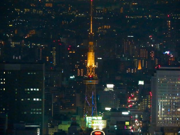 スカイプロムナードから見た景色 - 17:名古屋テレビ塔