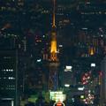 写真: スカイプロムナードから見た景色 - 17:名古屋テレビ塔
