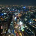 Photos: スカイプロムナードから見た景色 - 18:ささしまライブ24方面