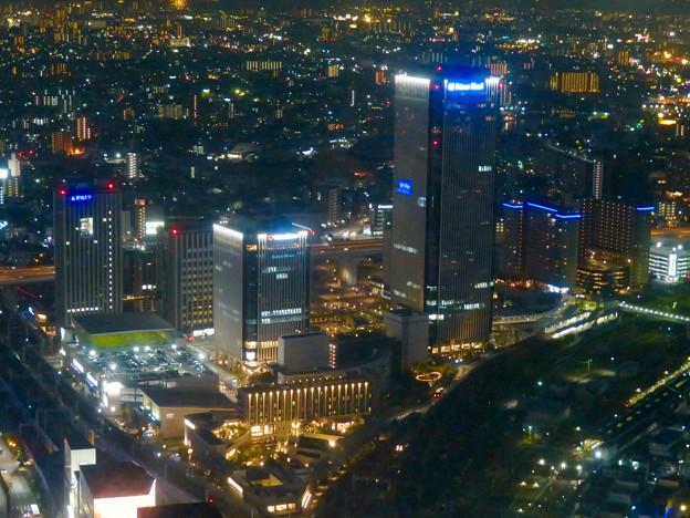 スカイプロムナードから見た景色 - 19:ささしまライブ24
