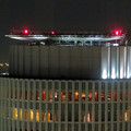 ミッドランドスクエア「スカイプロムナード」から見たセントラルタワーズ頭頂部 - 4