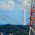 落合公園 水の塔から見た景色 - 8:瀬戸デジタルタワー