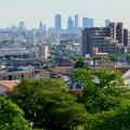 写真: 落合公園 水の塔から見た景色 - 22:名駅ビル群