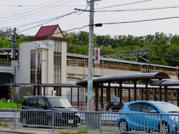 名鉄豊田線「米野木駅」 - 8