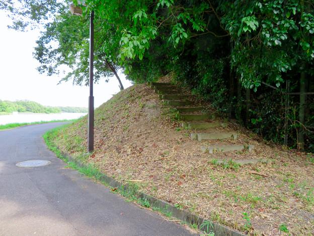愛知池 No - 9:謎の階段