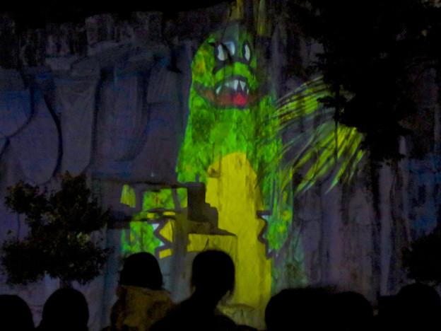 東山動植物園ナイトZoo 2018:プロジェクションマッピング - 8