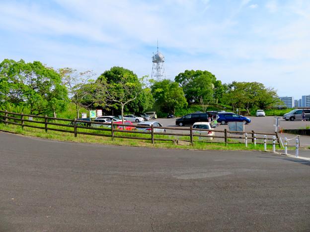 愛知池 No - 56:駐車場