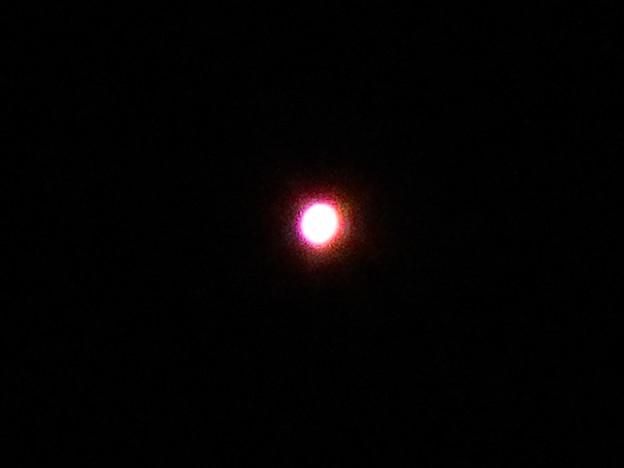 火星(2018年8月23日未明)