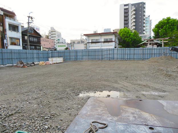 すっかり更地になっていた旧・大須中公設市場跡地(2018年9月2日) - 3