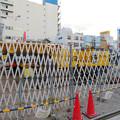 すっかり更地になっていた旧・大須中公設市場跡地(2018年9月2日) - 10