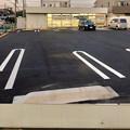 Photos: 移転先工事中のローソン東野町5丁目店、10月5日にオープン! - 1