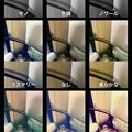 写真: Camera7:撮影時の写真や映像に適用できるフィルター機能