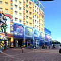 レゴランドとレゴジャパンホテル、シーライフ名古屋のパノラマ写真(2018年9月22日) - 2
