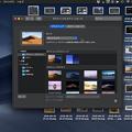 写真: macOS Mojave;時間に合わせて変化する「ダイナミック・デスクトップ」- 1