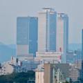 Photos: 金城ふ頭駐車場から見た景色 - 6:名駅ビル群