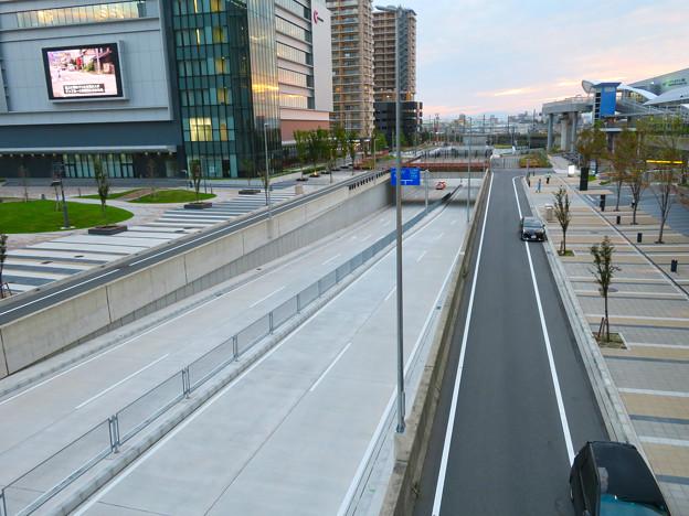 ささしまライブ24:笹島線と椿町線の交差部分周辺 - 4