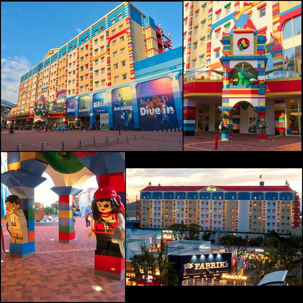 今年(2018年)4月にオープンした「レゴランド・ジャパン・ホテル」 - 21