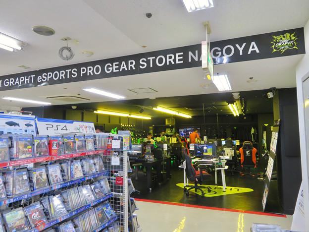 ツクモ名古屋1号店のゲーミングPC体験コーナー「TEAM GRAPHT eSPORTS PRO GEAR STORE NAGOYA」 - 1