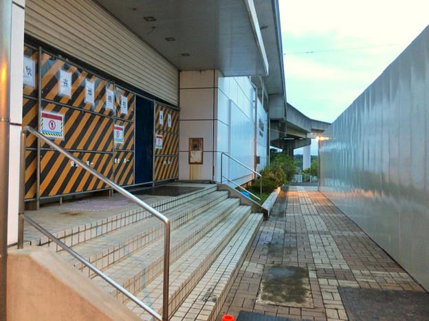 桃花台線の桃花台東駅周辺撤去工事(2018年10月11日) - 26