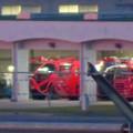 写真: エアポートウォーク名古屋 No - 8:航空消防隊の車両?