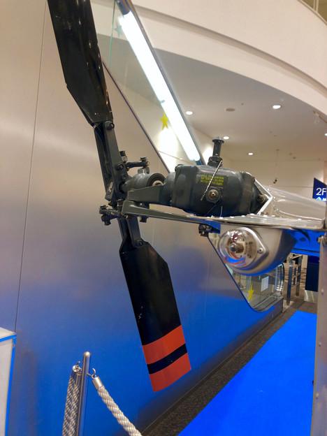エアポートウォーク名古屋:乗って記念撮影ができるヘリコプター - 6