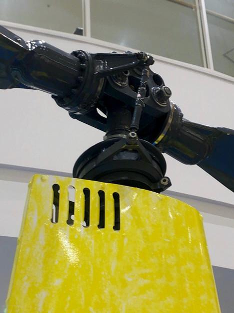 エアポートウォーク名古屋:乗って記念撮影ができるヘリコプター - 10