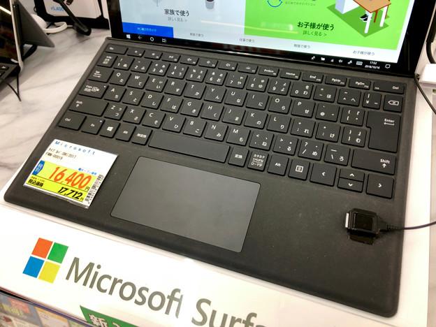 Surface Pro 6 No - 7:新しいタイプカバー?