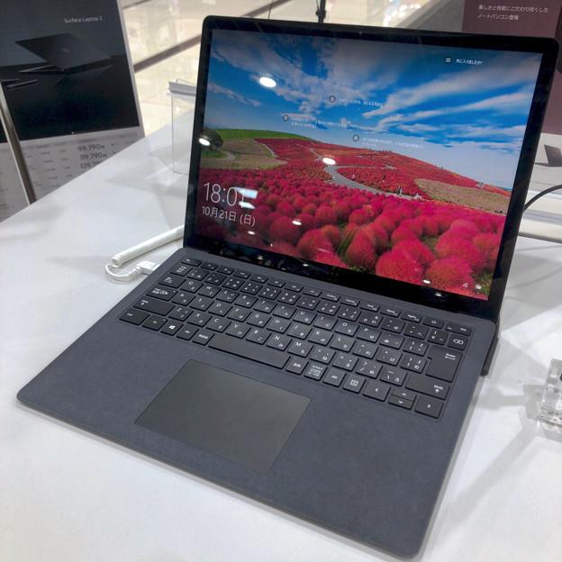 Suraface Laptop Blackモデル No - 2
