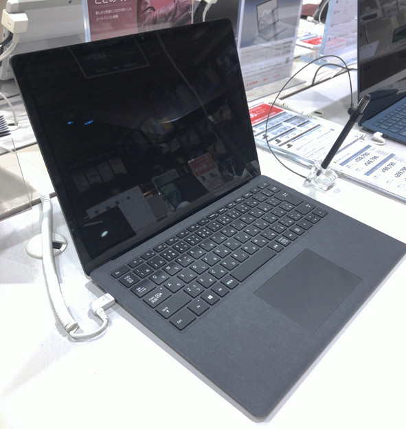 Suraface Laptop Blackモデル No - 3