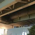 写真: 桃花台線の桃花台東駅周辺撤去工事(2018年10月22日):片側高架の撤去作業が開始 - 6