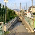 JR中央線下を通る狭い歩道 - 8