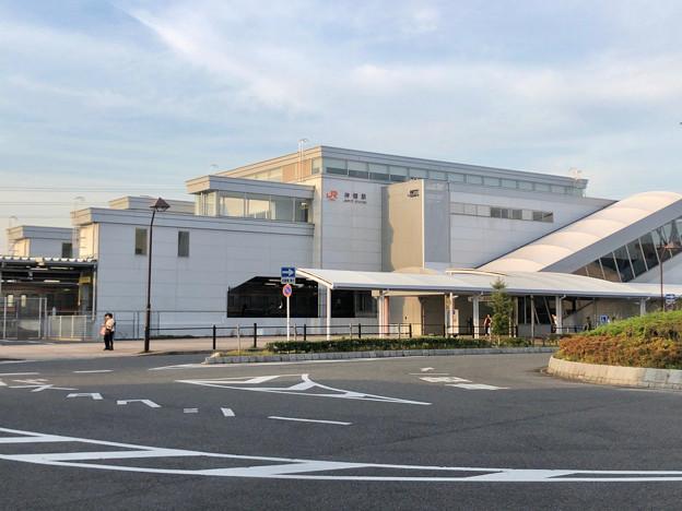 JR神領駅前(2018年10月22日) - 2