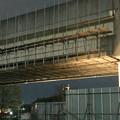 写真: 桃花台線の桃花台東駅横高架撤去工事(2018年10月23日) - 3