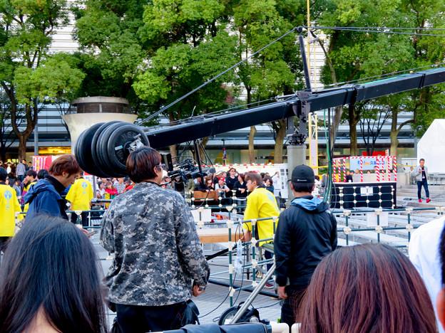 東海テレビ「ふるさとイッチー祭」2018 No - 15:巨大なカメラ用クレーン