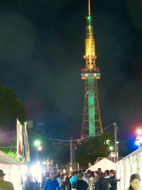 名古屋まつり 2018:夜の久屋大通公園会場 No - 16