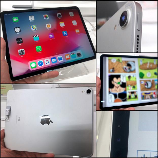 新型iPad Pro 11インチ - 10