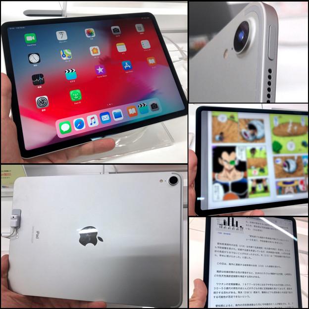 新型iPad Pro 11インチ - 11