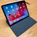 Photos: iPad Pro 11インチ 2018 No - 1:キーボードケース接続時
