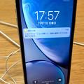 Photos: iPhone XR No - 5:ホワイトモデル