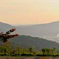 定光寺展望台から見た景色 - 19:名古屋方面