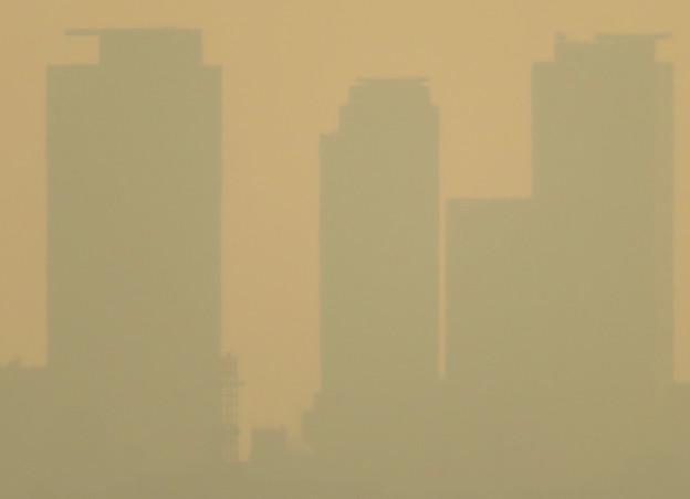 定光寺展望台から見た景色 - 28:名駅ビル群