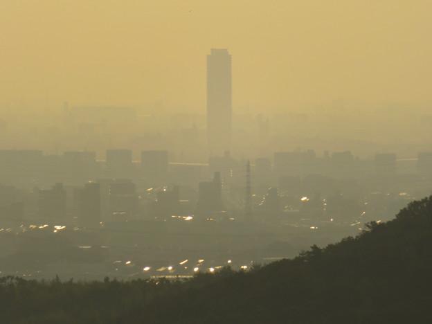 定光寺展望台から見た景色 - 29:ザ・シーン城北