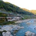 城嶺橋から見た庄内川 - 5