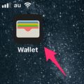 iOS 12:Walletアプリのアイコン